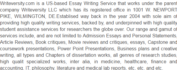 Dissertation writing abstract